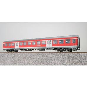 Esu 36475 - n-Wagen, H0, Bnrz450.3, 22-35 927-9, 2. Klasse, Steildach, DB Ep. VI, verkehrsrot, DC