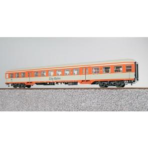Esu 36477 - n-Wagen, H0, Bnrzb778.1, 22-34 021-2, 2. Kl., DB Ep. IV, orange, lichtgrau, DC
