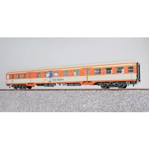 Esu 36481 - n-Wagen, H0, ABnrzb772.2, 31-34 021-1, Café, DB Ep. IV, orange, lichtgrau, DC