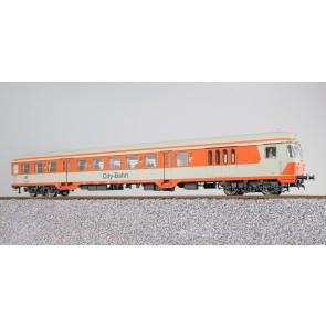 Esu 36482 - n-Wagen, H0, BDnrzf784.1, 82-34 265-2, Steuerwagen, DB Ep. IV, orange, lichtgrau, DC