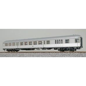 Esu 36488 - n-Wagen, H0, BD4nf-59, 96354 Esn, Steuerwagen, DB Ep. III, silber, Pfauenauge, Rahmen schwarz, Dach silber, DC