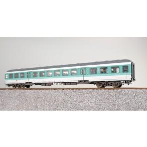 Esu 36493 - n-Wagen, H0, Bnrz451, 22-34 357-0, 2. Kl., DB Ep. V, minttürkis, lichtgrau, DC