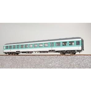 Esu 36494 - n-Wagen, H0, Bnrz451, 22-34 381-0, 2. Kl., DB Ep. V, minttürkis, lichtgrau, DC