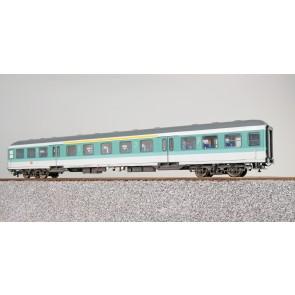 Esu 36496 - n-Wagen, H0, ABnrz418.1, 31-34 097-1, 1./2. Kl., DB Ep. V, minttürkis, lichtgrau, DC