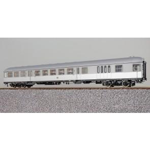 Esu 36499 - n-Wagen, H0, BD4nf-59, 96356 Esn, Steuerwagen, DB Ep. III, silber, Pfauenauge, Rahmen schwarz, Dach silber, DC