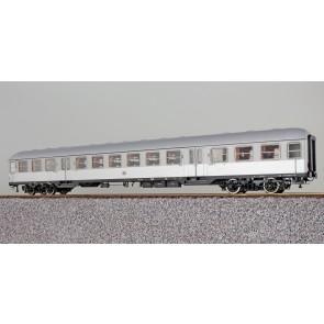 Esu 36500 - n-Wagen, H0, B4nb-59, 42785 Esn, 2. Kl., DB Ep. III, silber, Pfauenauge, Rahmen schwarz, Dach silber, DC