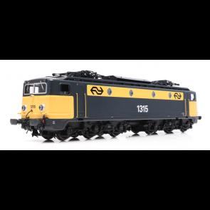 Artitec 22.374.01 - NS 1315, geel-grijs, NS-logo, A-sein, DC LokSound, IV