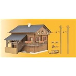 Kibri 38011 - H0 Berghaus mit HBL-Startset