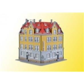 Kibri 38350 - H0 Eckhaus inkl. HBL-Startset