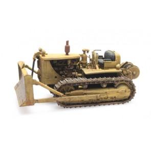 Artitec 387.339 - Bulldozer d7 Yellow  ready 1:87