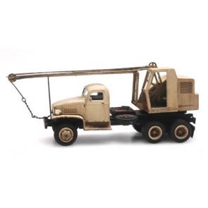 Artitec 387.344 - GMC 353 Kraanwagen  ready 1:87