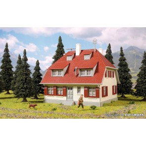 Kibri 38725 - H0 Einfamilienhaus Bergwald