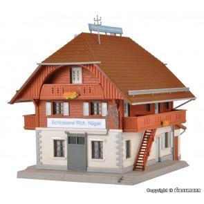 """Kibri 38800 - H0 Schlosserei """"Nägeli"""""""
