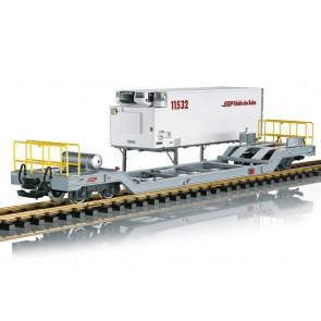 Lgb 45926 - RhB containerwagen