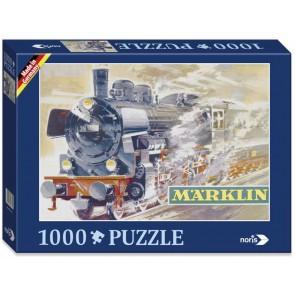 Marklin 60 603 1331 - Puzzel Stoomtrein