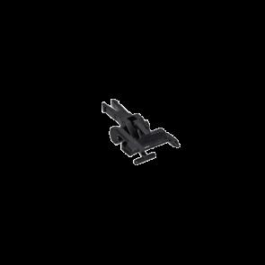 Esu 41000 - Universalkupplung, Bügelkupplung EEE, für NEM-Schacht, Nichtmagnetisch, ohne Stromführung, für Waggons, 10er Set, Spurweite: H0