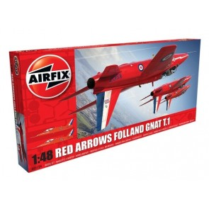 Airfix 05124 - RED ARROWS GNAT OP=OP!