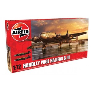Airfix 06008A - HANDLEY PAGE HALIFAX B MKIII OP=OP!