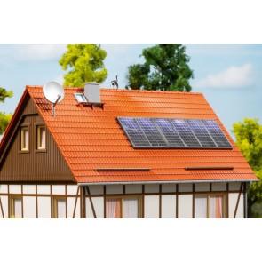 Auhagen 41651 - Sat-Anlagen, Solarkollektoren