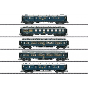 Marklin 42790 - Simplon-Orient-Express-Set NOG 3 RESERVEERBAAR!