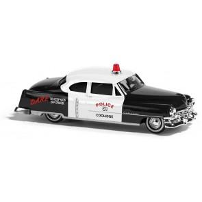 Busch 43401 - CADILLAC 52 LIMO POLICE