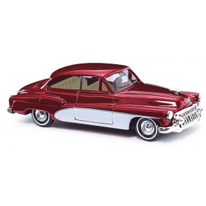 Busch 44722 - BUICK ' 50 DELUX ROT