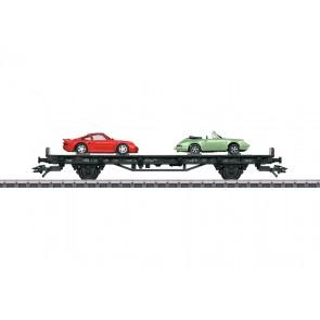 Marklin 45055 - Autotransport 70 J.Porsche-Sp  OP=OP!