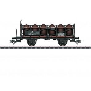Marklin 46393 - Säuretopfwagen DSB