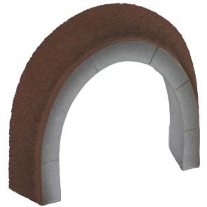 Noch 48040 - ICE Tunnel-Portal, 14 x 17 cm
