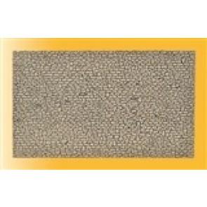 Vollmer 48224 - H0 Mauerplatte Bruchstein,