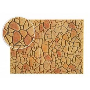 Vollmer 48227 - H0 Polygonalplatte, medi.