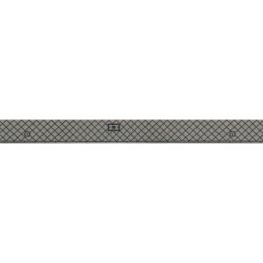 Noch 48450 - Bürgersteig, 100 x 1,5 cm