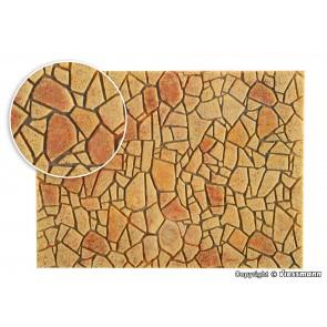 Vollmer 48827 - G Polygonalplatte, mediterran