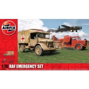 Airfix 03304 - RAF EMERGENCY SET  S3 1:72 OP=OP!