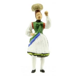 Preiser 29024 - Frau in Uracher Tracht