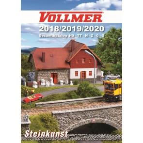 Vollmer 49999 - Vollmer Katalog 2018/2019/2020 DE/EN