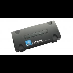 Esu 50012 - ECoSBoost ext. Booster, 7A, MM/DCC/SX/M4, Set mit Netzteil 120-240V, EURO + US, Handbuch Deutsch / Englisch