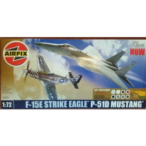 Airfix 50041 - F-15E Strike Eagle & P-51D Mustang OP=OP!