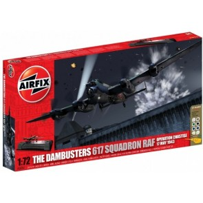 Airfix 50061 - The Dambusters Gift Set (617-th RAF Bomber Squadron)