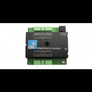 Esu 50096 - ECoSDetector Standard Rückmeldemodul, 16 Dig. Eingänge. Für 3-Leiterbetrieb, Optokoppler