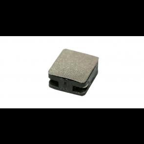 Esu 50326 - Lautsprecher 14mm x 12mm, rechteckig, 8 Ohm, mit integrierter Schallkapsel, Selbstklebend, 1~2W