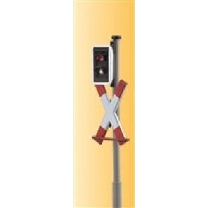 Viessmann 5057 - H0 Bahnübergang-Sicherung (4 stuks)
