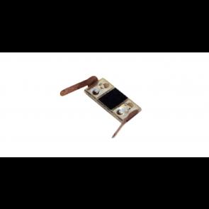 Esu 50707 - Innenbeleuchtung, Stromabnehmer (Radkontakt) für Waggons N / H0, 8er Set (ausreichend für 8 Achsen), Spurweite: N, TT, H0