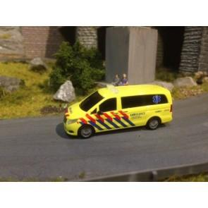 Busch 511503 - MB-V-KL.NL Ambulance Hollands-Midden OP = OP!