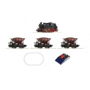 Roco 51159 - Analog-Startset BR80 + GZ