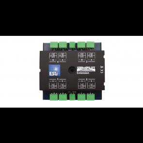 Esu 51801 - SwitchPilot Extension, 4xRelaisausgang, Erweiterung für SwitchPilot V1.0