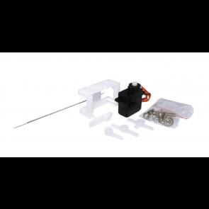 Esu 51804 - Servoantrieb, Präzisions-Miniaturservo, Kunststoffgetriebe, mit Microcontroller, 30cm Kabelbaum, Befestigungsmaterial, RETAIL
