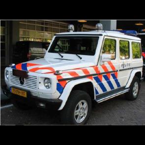 """Busch 522003 - Mercedes-Benz G-Klasse 'Politie"""""""