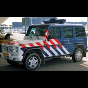 """Busch 522004 - Mercedes-Benz G-Klasse """"Politie"""""""