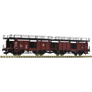 Fleischmann 522401 - Zwei Doppelstockwagen für Autotransport Bauart Laaes 541, DB